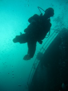 Wreck Diving - Racha Yai
