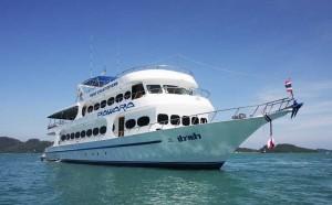 MV Pawara - Similan Islands Liveaboard