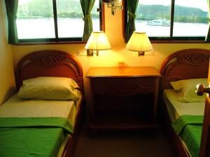 MV South Siam 4 - Cabina doppia con servizi in comune