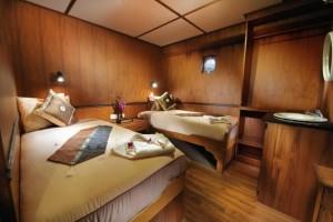 MV White Manta - En-Suite Deluxe Cabin No. 2