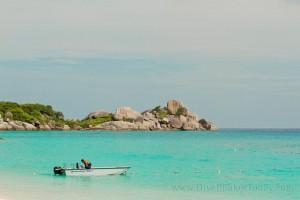 Similan Islands - Princess Bay Island No. 4