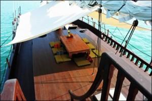 SY Diva Andaman - Main Deck