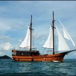 SY Diva Andaman - A tutte vele